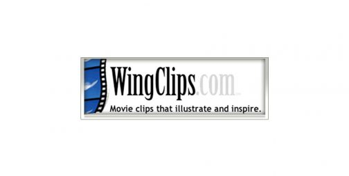 Wingclip for Inspirational Movie Clips