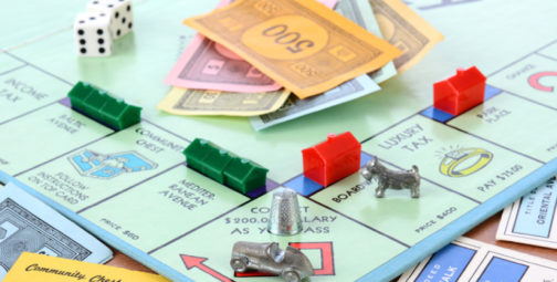 Popular Board Games used for Content Training