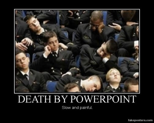 Best Practices in Training with PowerPoint