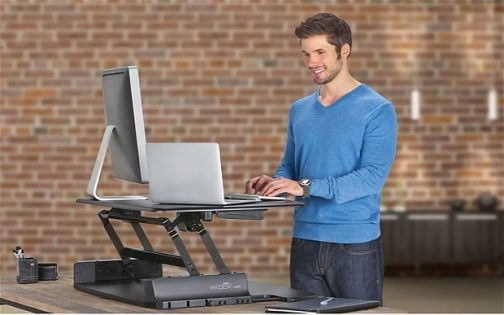 Choosing a Stand-up Sit-down Desk or Monitor Riser