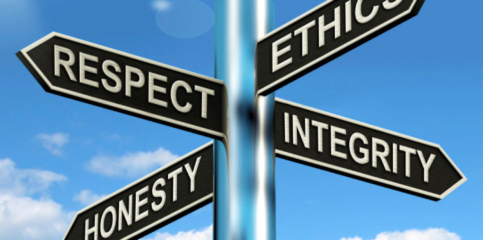 "Ethics: Can you teach ""Doing the Right Thing""?"